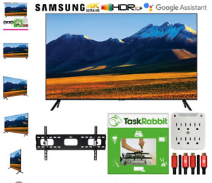 Samsung UN86TU9000 86-inch 4K Ultra HD Smart LED TV (2020 Model) Motion Rate 240