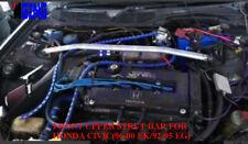 Aluminum Front Upper Strut Tower Brace Bar for Honda Civic 96-00 EK 92-95 EG SL