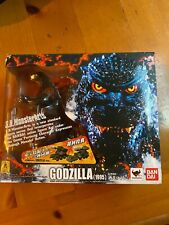 BANDAI Tamashii S.H. Monster Arts Godzilla 1995 Limited Benefits Toho effects