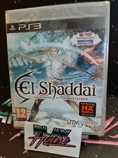 El Shaddai Ascension Of The Metatron PS3 Playstation 3 PAL ITA Italiano Nuovo
