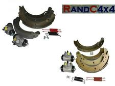 """Land Rover Series 2 2a 3 SWB 88"""" Front & Rear Brake Shoe & Wheel Cylinders >1980"""