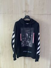 Off White Virgil Abloh Ss17 Hoodie Size M