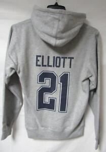 Dallas Cowboys Mens Small Ezekiel Elliott #21 Pullover Hoodie/Sweatshirt A1 1321