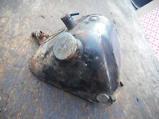 BSA A65 THUNDERBOLT SPITFIRE COMET HORNET OIL TANK CAN BAG WITH CAP