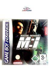 Mission Impossible Surma PAL/EUR GBA Gameboy Advance Nuevo New Precintado Sealed