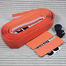 LENKERBAND BIKE RIBBON Professional für Rennrad - HELL ORANGE Lachsfarben -