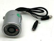 GE Security TVC-BIR-SR, IR Bullet Camera 380 TVL Color, 4.3mm, 12VDC CAMERA ONLY