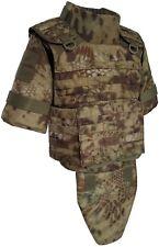 Body Armor Vest Plate Carrier MOLLE Kryptek