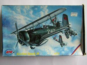 MPM Curtiss Hawk III 1/72 Scale