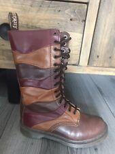 Rare Vintage Dr Martens Mid Calf Boots Size 5