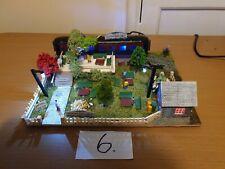 "Model Railway Scenery OO HO Gauge ""LONGMAN'S  GARDEN  """
