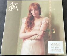 "Florence and + The Machine - High As Hope 12"" Yellow Vinyl gelb  Limited Edition"