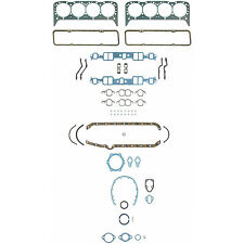 Chevy 265 283 302 307 327 350 Engine Pro Full Gasket Set Head Exhaust 1957-79