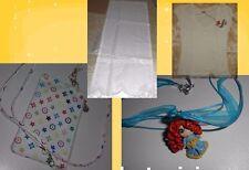 Collana ribelle fimo Pochette bag maglia terranova tenda tendina a pacchetto