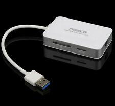 USB 3.0 RJ45 Gigabit Ethernet 1000M +TF/SD Card Reader + 3.0 HUB Multi-function