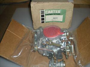 NOS AISAN CARBURETOR 1968-1969 TOYOTA COROLLA 1100CC KC ENGINE