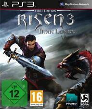 PlayStation 3 risen 3 Titan Lords como nuevo