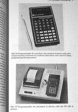 1979 Calculators/Video Games/Computers HP-97 HP-25 HP-67 Fairchild F8 COSMAC Elf