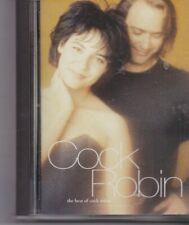 Cock Robin-The Best Of minidisc Album