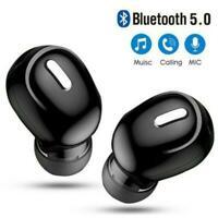 Für X9 Pro TWS Bluetooth5.0 Mini Wireless Heavy Bass Musik Kopfhörer Ohrhörer
