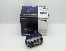 Camcorder Sony HDR-XR105E in scatola 80GB Digital HD ALTA DEFINIZIONE Hard Disc Drive