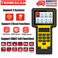 THINKCAR OBD2 Scanner ABS SRS Engine Code Reader Car Auto Diagnostic Scan Tool