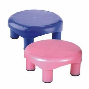 Plastic Bathroom Stool Chair Multipurpose stool for Home Pack of 2