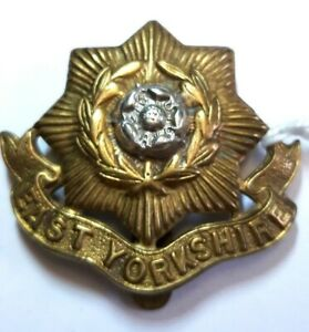 Badge The East Yorkshire Regiment WW1