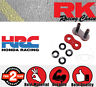 RK Connection Link - Rivet Link - Hollow - RED 530GXW for Kawasaki GPZ