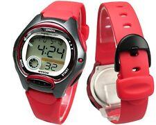 Casio LW-200-4A LW200 LW-200 Ladies Child Girl's Sport Resin Band Digital Watch