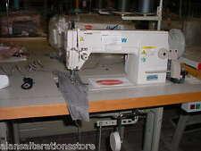 WIMSEW C-111 - LC facile guidato per macchina da cucire intricato COMPLETO 230 V