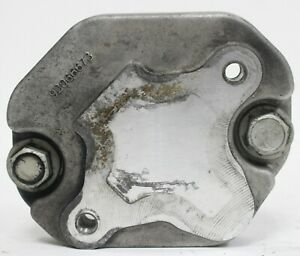 2005 2006 Pontiac GTO LS2 Aluminum Power Steering Pump Bracket w/ Bolts USED GM
