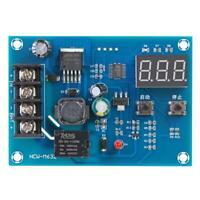 XH-M603 Digital Storage Li-ion Battery Charger 12-24V 20A Control Module Board