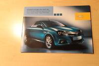 01541) Opel Tigra Twin Top Prospekt 02/2004