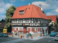 Vollmer 43645 Gasthaus Lamm Fachwerk H0 Bausatz Gasthof Pension Neu