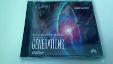 "ORIGINAL SOUNDTRACK ""STAR TREK GENERATIONS"" CD 16 TRACKS DENNIS McCARTHY BSO OST"