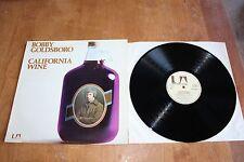Bobby Goldsboro - German LP / California Wine