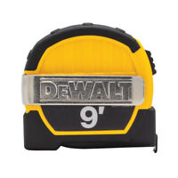 DeWalt DWHT33028 9 Ft. Magnetic Pocket Tape Measure