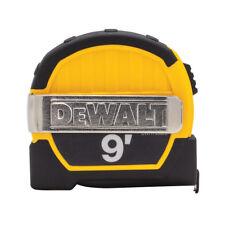 DeWalt DWHT33028 9 Ft. Magnetic Pocket Tape Measure