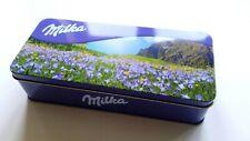 Metal tin -  box Milka