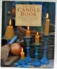 1997 The New Candle Book Candlemaking How-To Instructional Wax Crafts Hc Dj 7187
