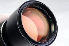 Mamiya-Sekor C 210mm f4 for Mamiya 645 M645 Lens Used