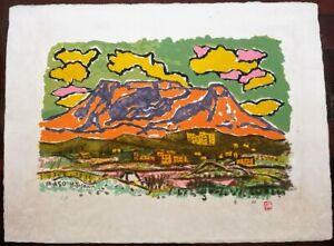 Hirosuke Tasaki artprint