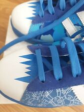 UltraRare Adidas Adicolor BL3 Toy2R Century Lo  UK7.5 NWT