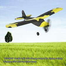 TECHBOY TB-366 2.4G 2CH RC Airplane 345mm Wingspan EPP Mini Glider RTF