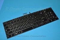 "TOSHIBA Qosmio X870 X875 Series 17.3"" Laptop US English Backlit KEYBOARD"