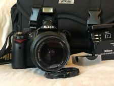 Nikon D5000 12.3MP Digital SLR Camera - Black (Kit w/ VR AF-S DX 18-55mm)