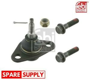 BALL JOINT FOR VOLVO FEBI BILSTEIN 12718 FITS FRONT AXLE