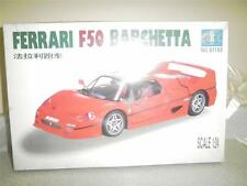 NEW MODEL- LEE 01182- FERRARI F50 BARCHETTA (RED)- 1:24 SCALE- W51