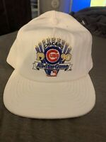 Vintage Chicago Cubs 1990 All Star Game MLB Snapback Hat Cap American Needle